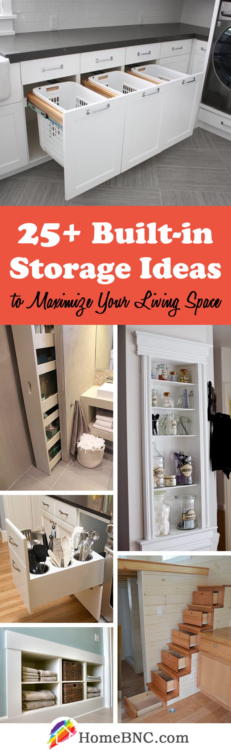 Cupboard Storage Ideas 25 Best Built In Storage Ideas And Designs For 2019