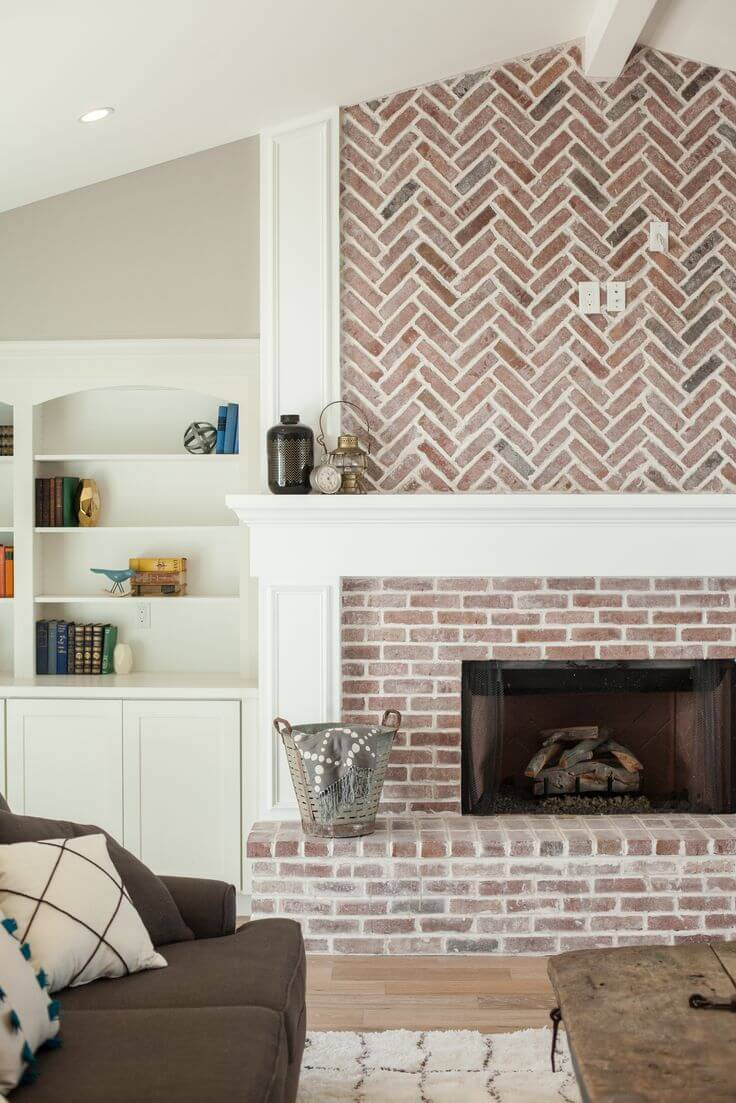 Fireplace Design Idea 32 Best Fireplace Design Ideas For 2019
