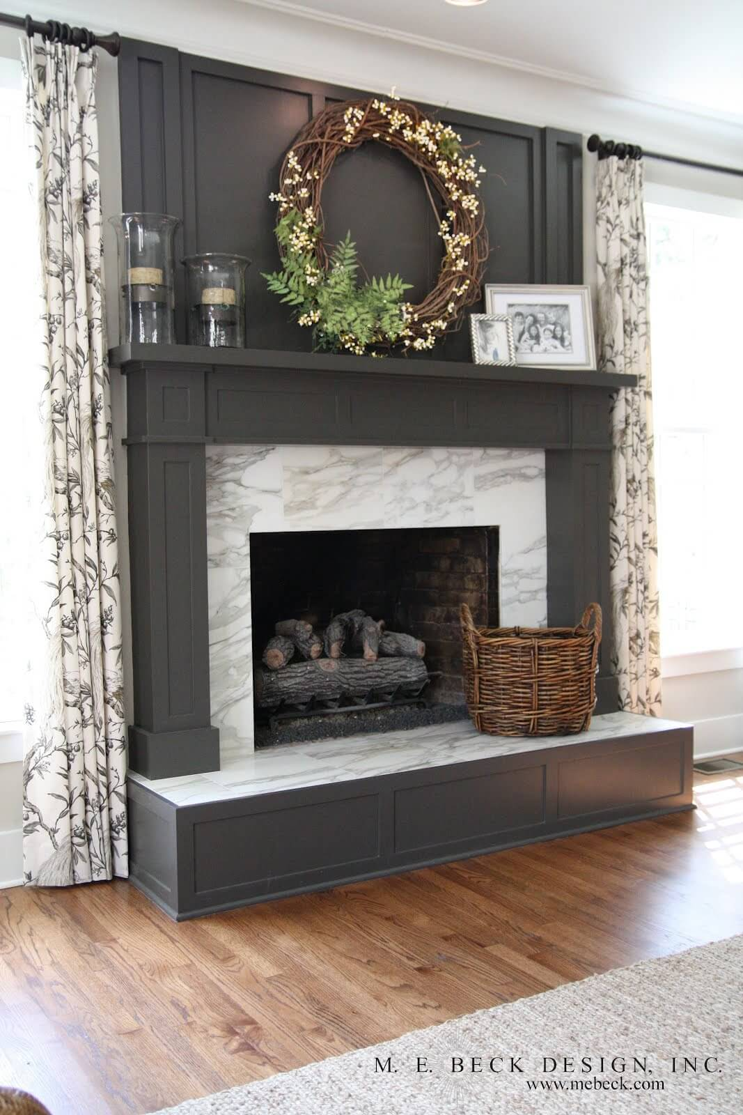 Marble Fireplaces Ideas 32 Best Fireplace Design Ideas For 2019