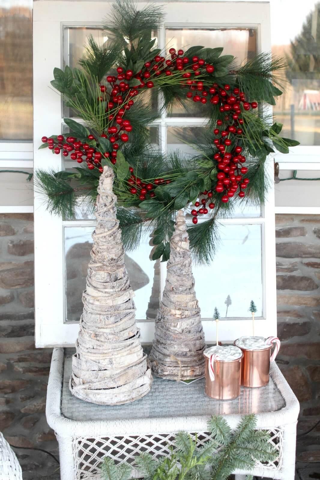 38 Best Rustic Farmhouse Christmas Decor Ideas and Designs