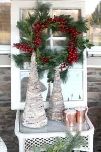 38 Best Rustic Farmhouse Christmas Decor Ideas and Designs ...