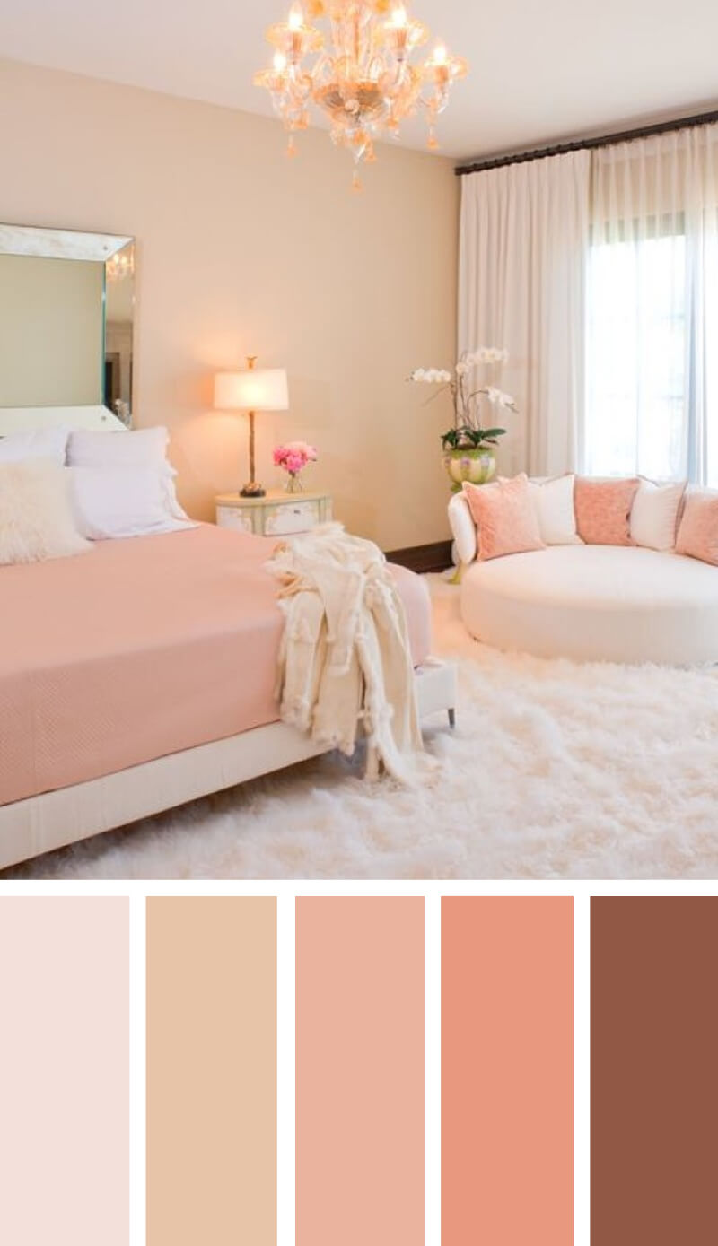 Color Schemes For Rooms 12 Best Bedroom Color Scheme Ideas And Designs For 2019