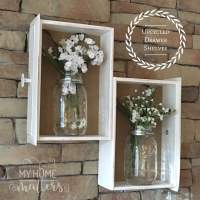 24 Best Mason Jar Wall Decor Ideas and Designs for 2018
