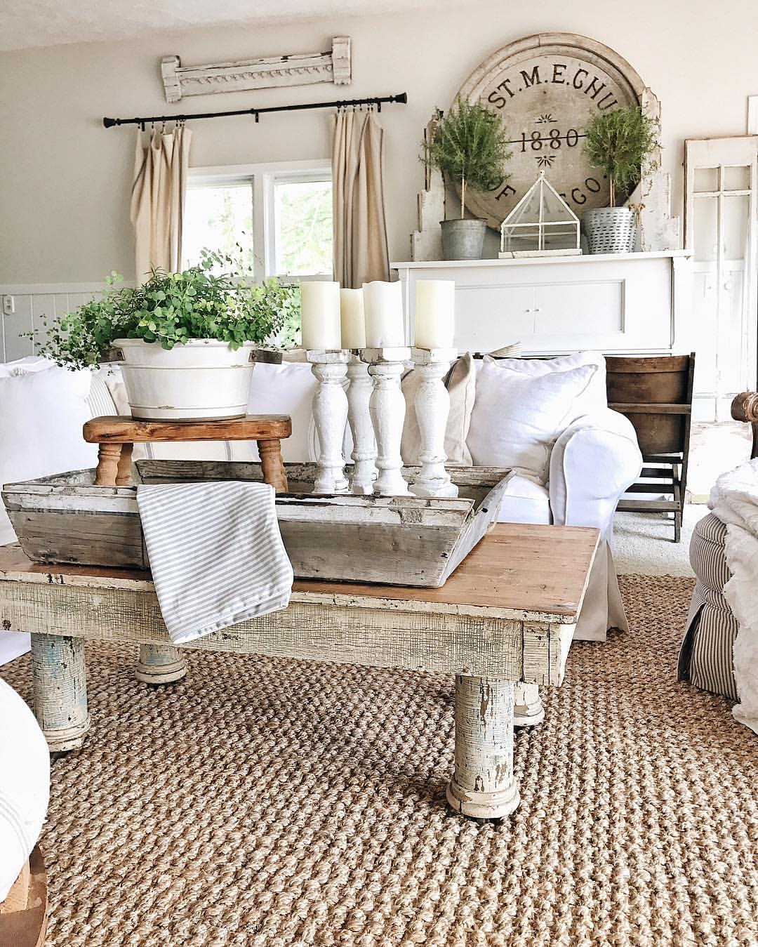 Decor Furniture 50 Best Farmhouse Furniture And Decor Ideas And Designs For 2019