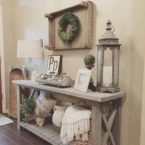 Medium Of Rustic Home Decor