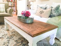 25 Best DIY Farmhouse Coffee Table Ideas and Designs for 2018