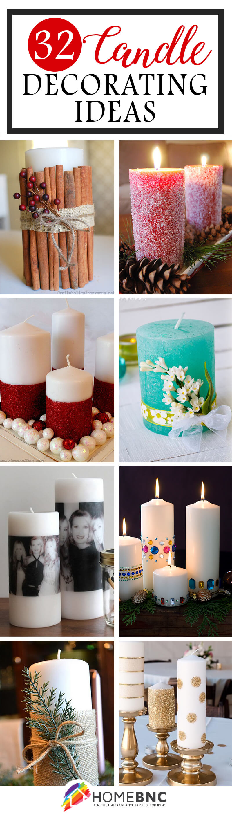 32 Best Decorated Candle Ideas And Designs For 2021