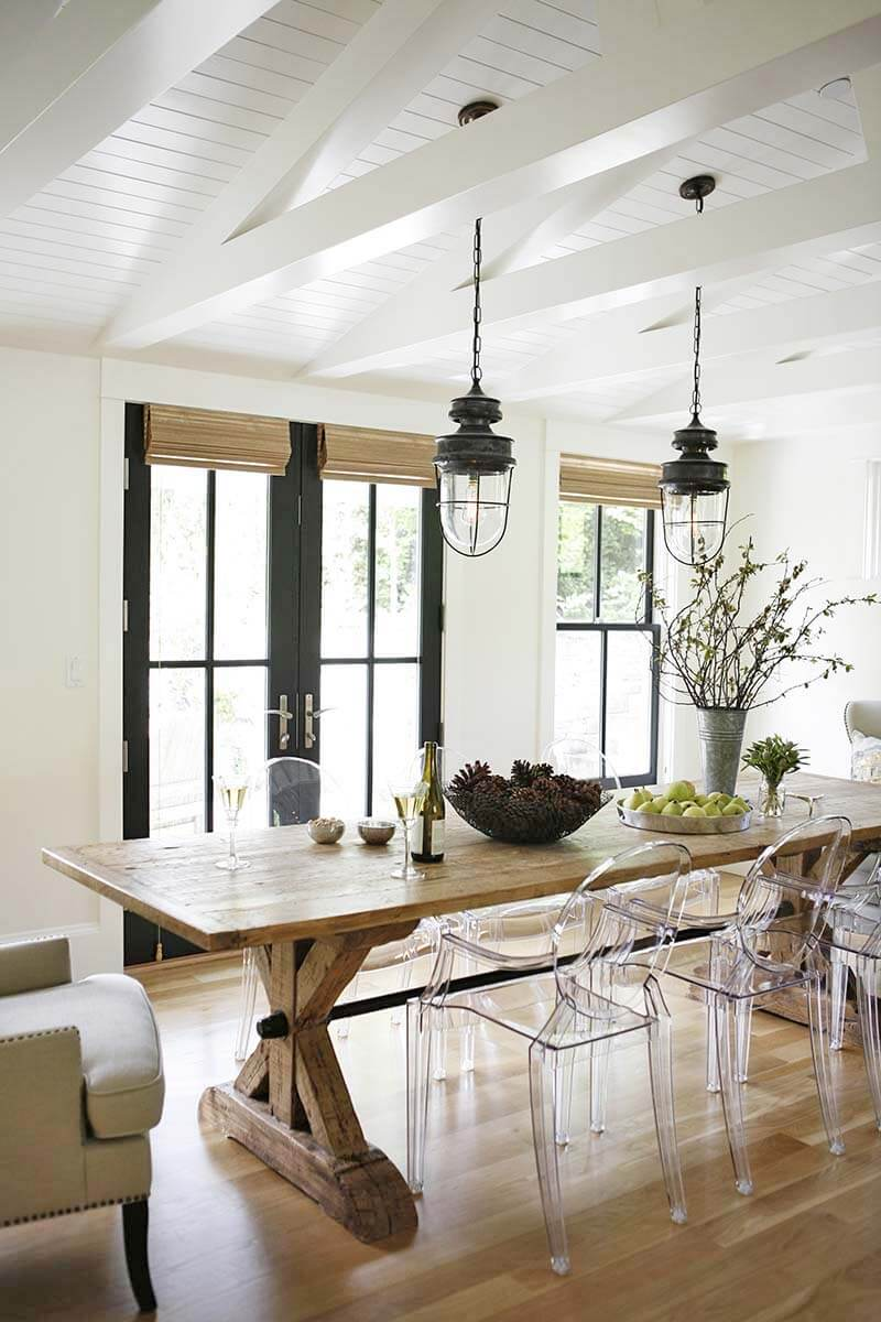 Modern Farmhouse Track Lighting 36 Best Farmhouse Lighting Ideas And Designs For 2019