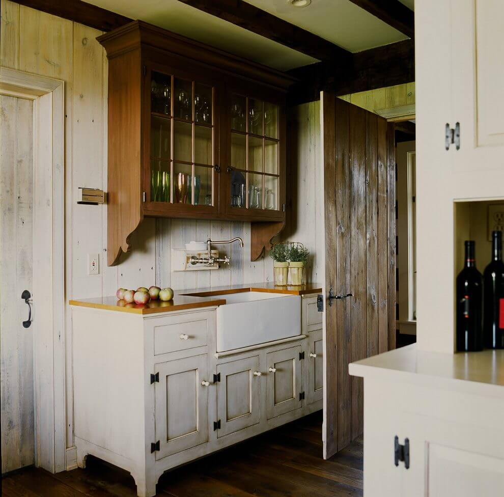 Popular Kitchen Cabinet Colors 35 Best Farmhouse Kitchen Cabinet Ideas And Designs For 2019