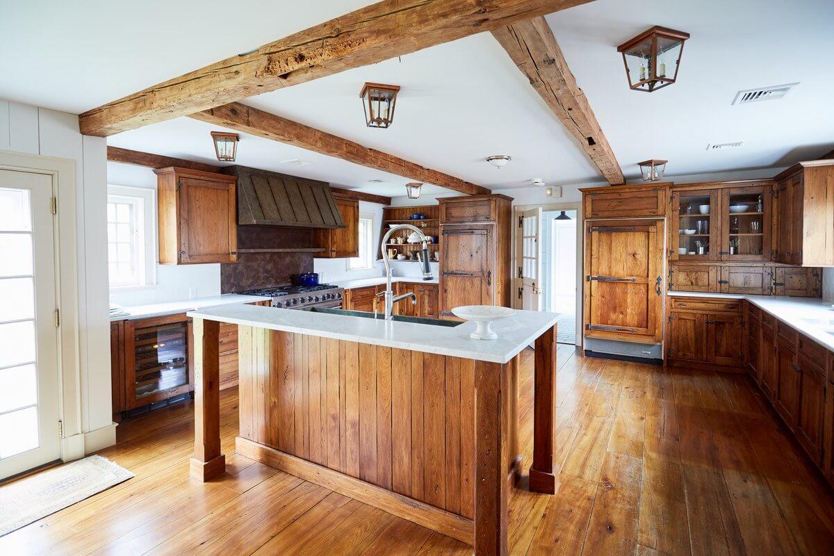 Fullsize Of Rustic Homes Inside
