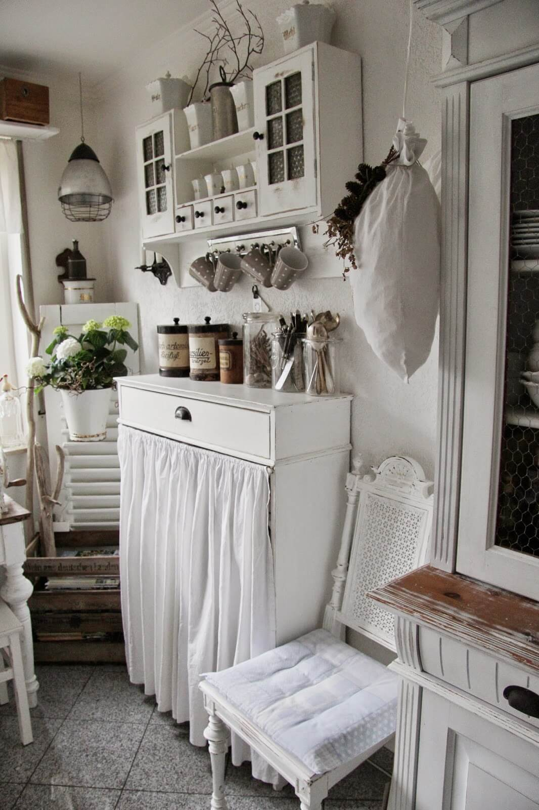 Küche Cottage Style 27 Best Country Cottage Style Kitchen Decor Ideas And