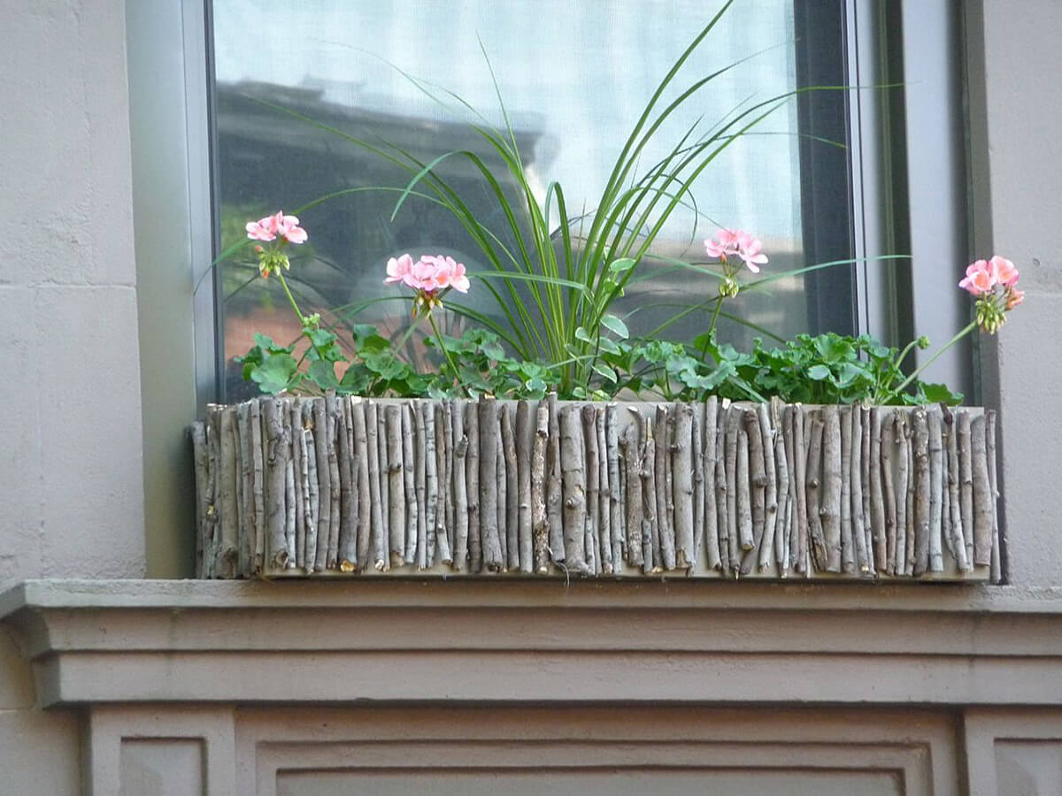 Concrete Window Box Planters 26 Best Window Box Planter Ideas And Designs For 2019