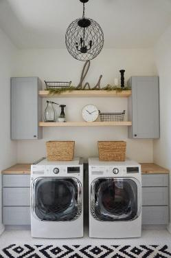 Small Of Laundry Room Decor