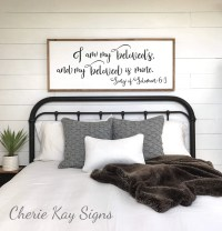 25+ Best Bedroom Wall Decor Ideas and Designs for 2018