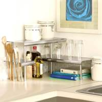 34 Best Kitchen Countertop Organizing Ideas for 2018