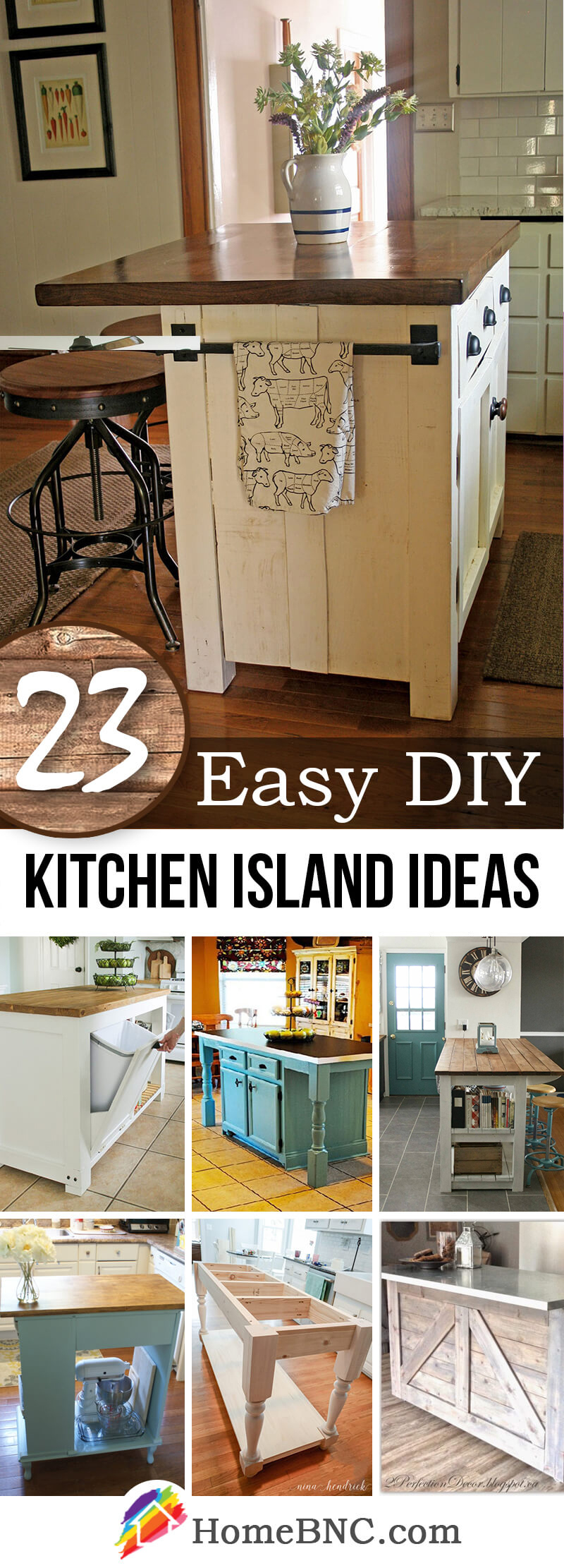 Easy Kitchen Design Ideas 23 Best Diy Kitchen Island Ideas And Designs For 2019