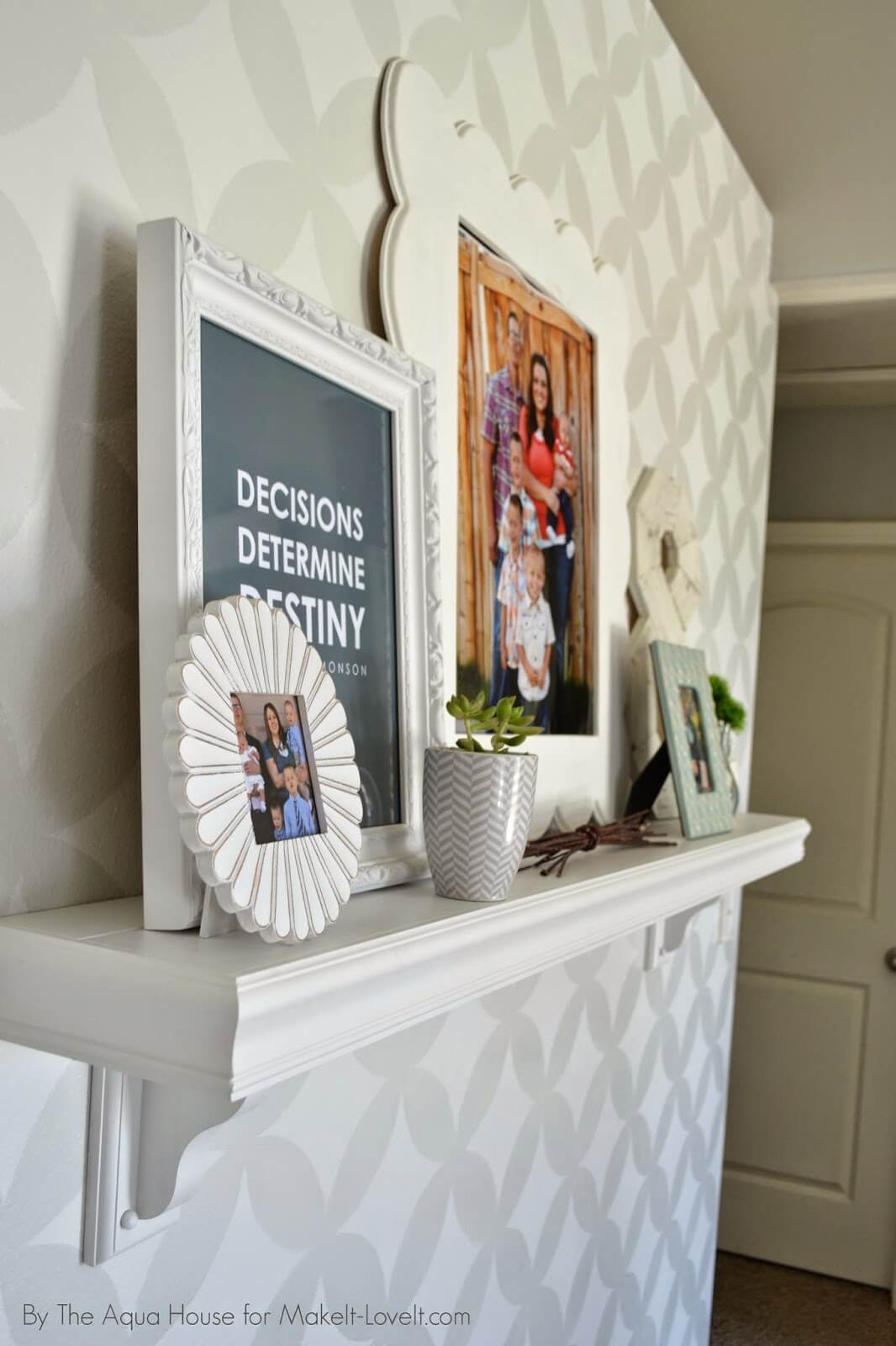 Floating Fireplace Mantel Ideas 18 Best Mantel Shelf Ideas Without A Fireplace For 2019