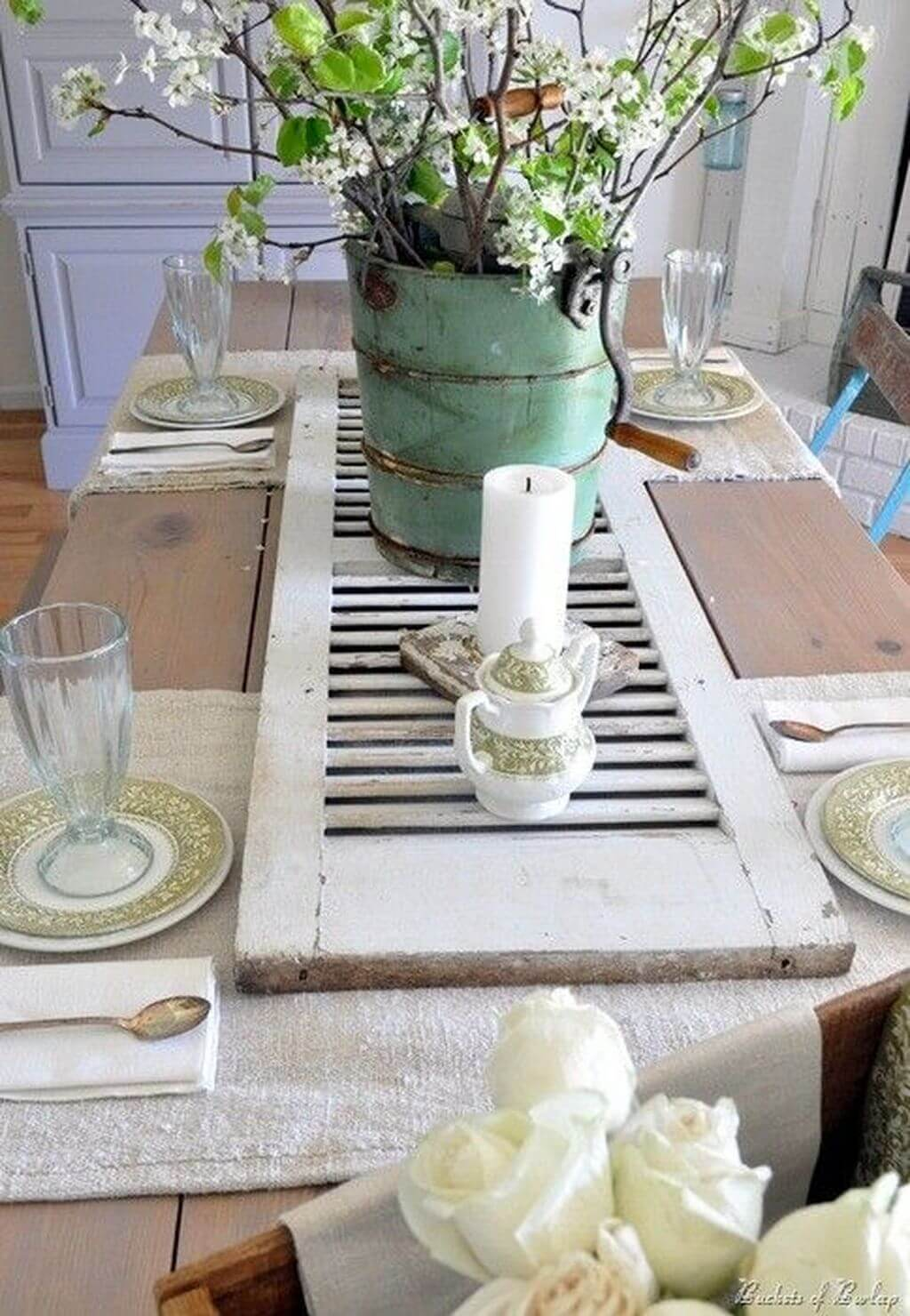 17 Best Shabby Chic Centerpiece Ideas And Designs For 2021