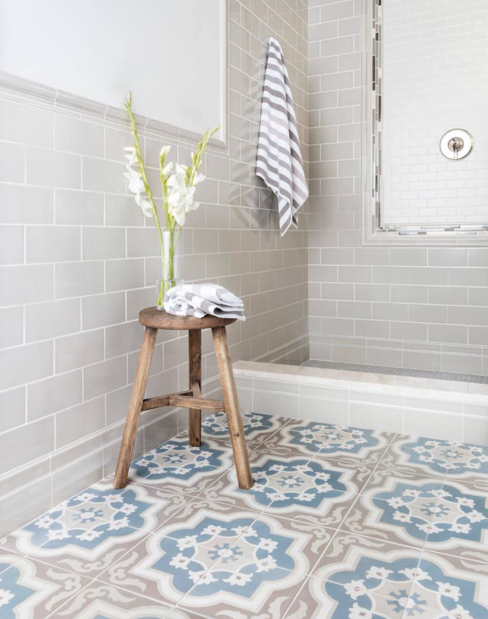 18 Best Bathroom Flooring Ideas And Designs For 2020