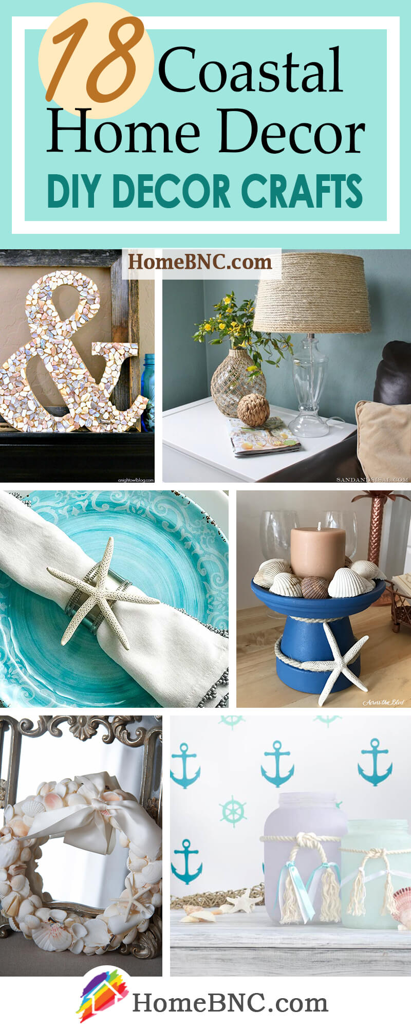 18 Best Diy Coastal Home Decor Ideas To Bring The Beach Indoors In 2021