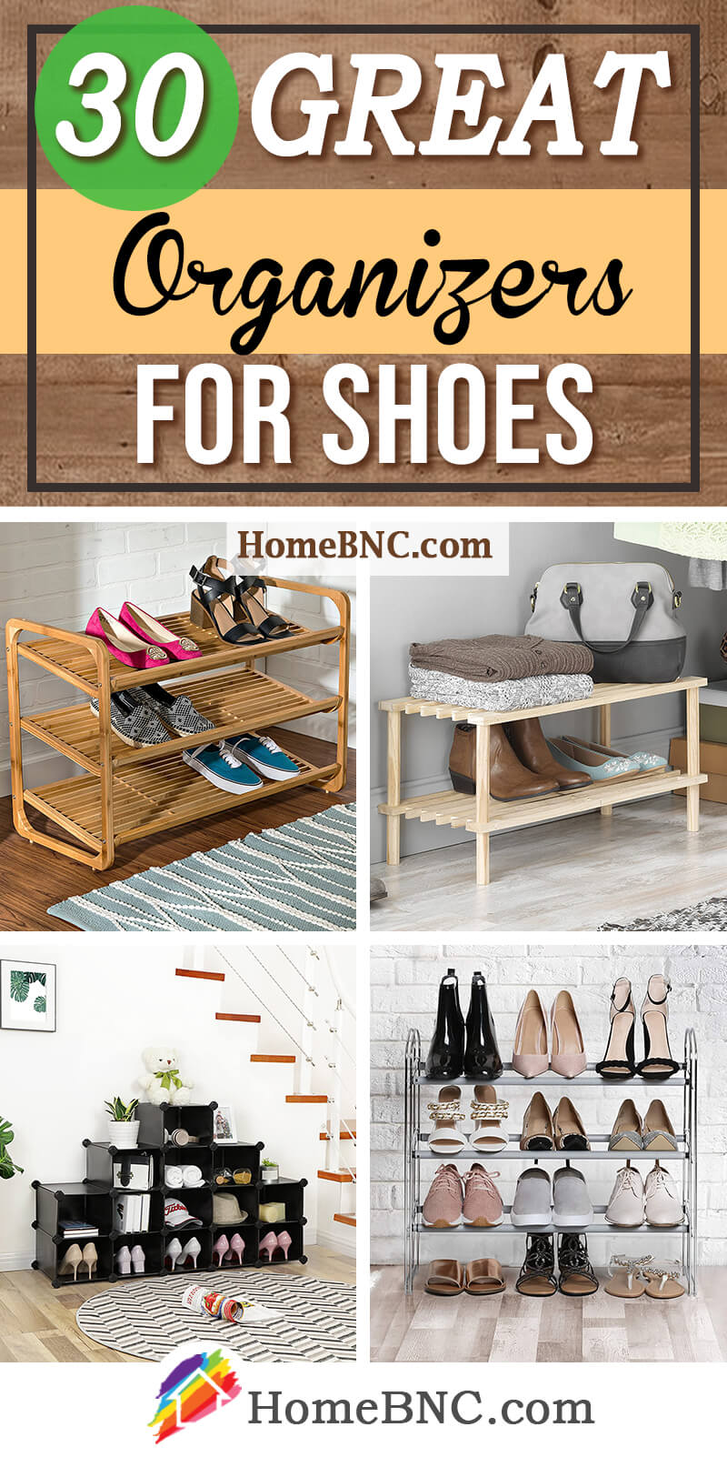 30 Best Shoe Organizers To Restore Order In Your Closet In 2021