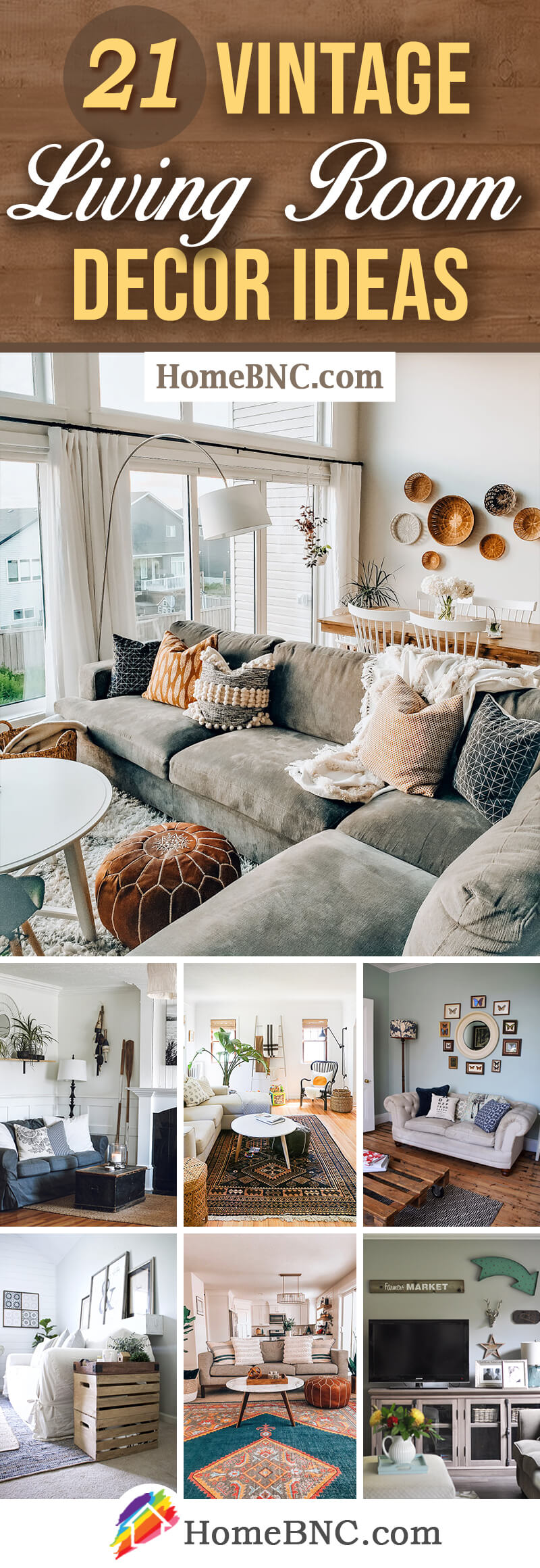 21 Best Vintage Living Room Decor And Design Ideas For 2021