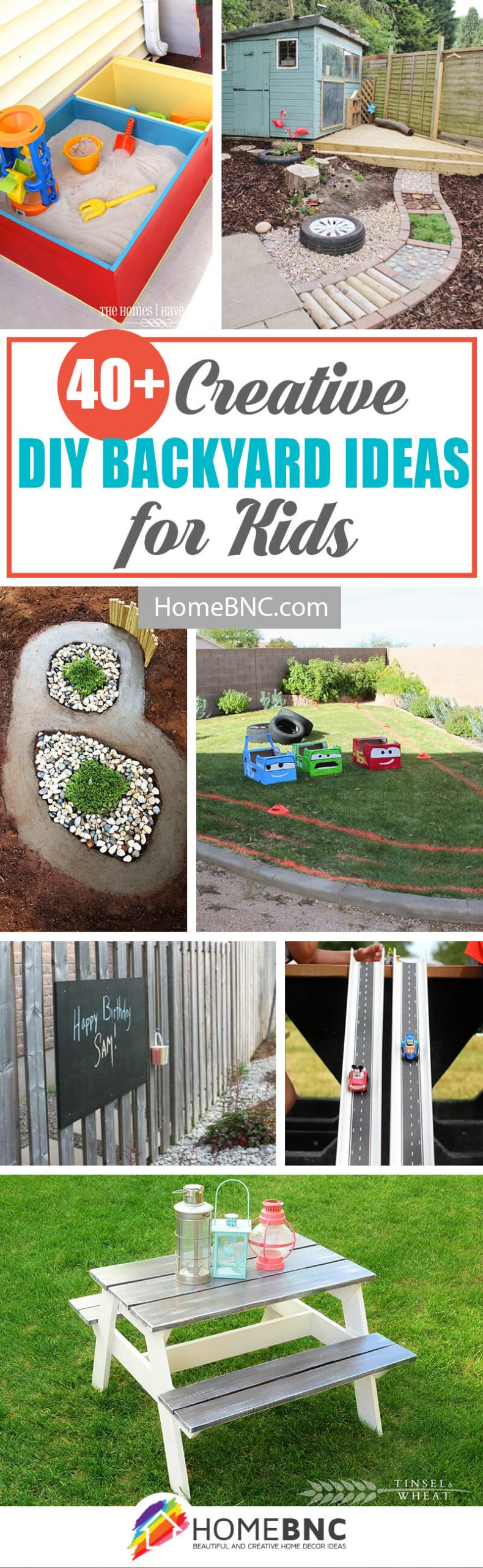 40 Best Diy Backyard Ideas And Designs For Kids In 2021