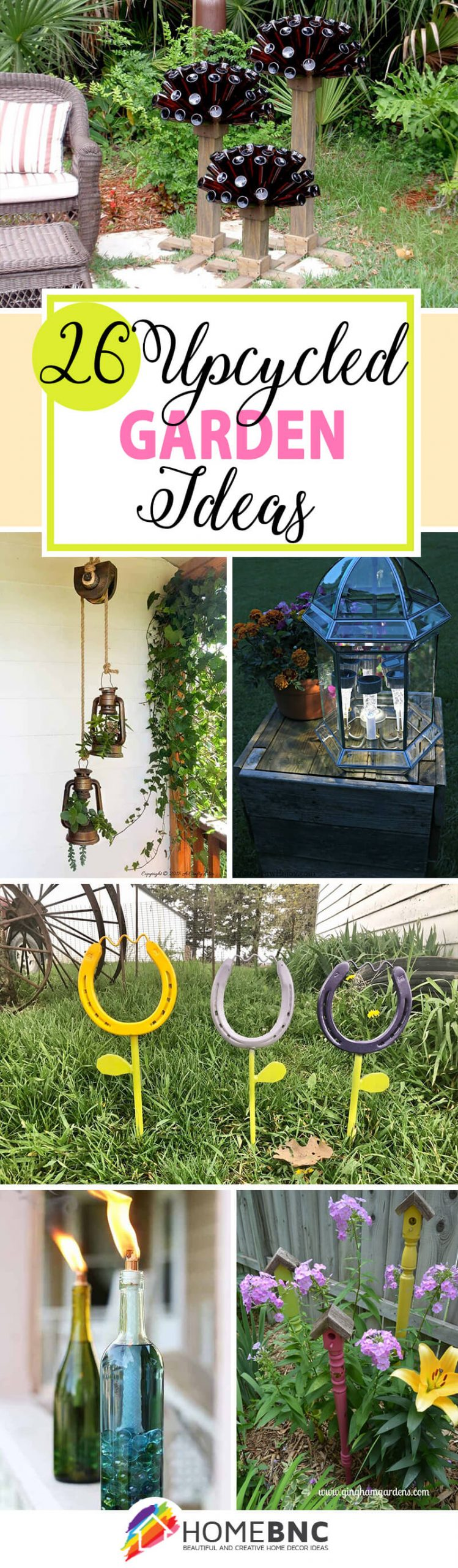 26 Best Upcycled Garden Ideas To Dress Up Your Outdoor Space In 2021