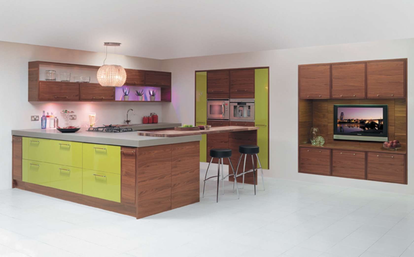 Fitted Kitchen Unit Kitchen Units Homebuilding Renovating