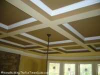 ceiling styles ideas 2017 - Grasscloth Wallpaper