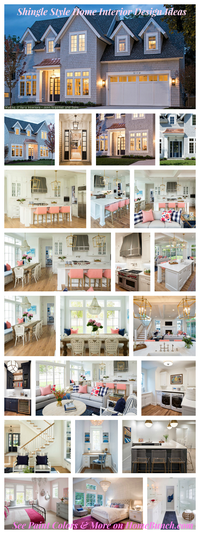 Coastal Farmhouse Interior Design Home Bunch Interior Design Ideas