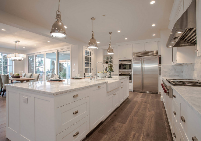 Countertop Cabinet Family Home With New Modern Farmhouse Interiors - Home