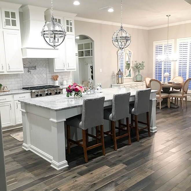 Target Kitchen Island White Beautiful Homes Of Instagram - Home Bunch Interior Design