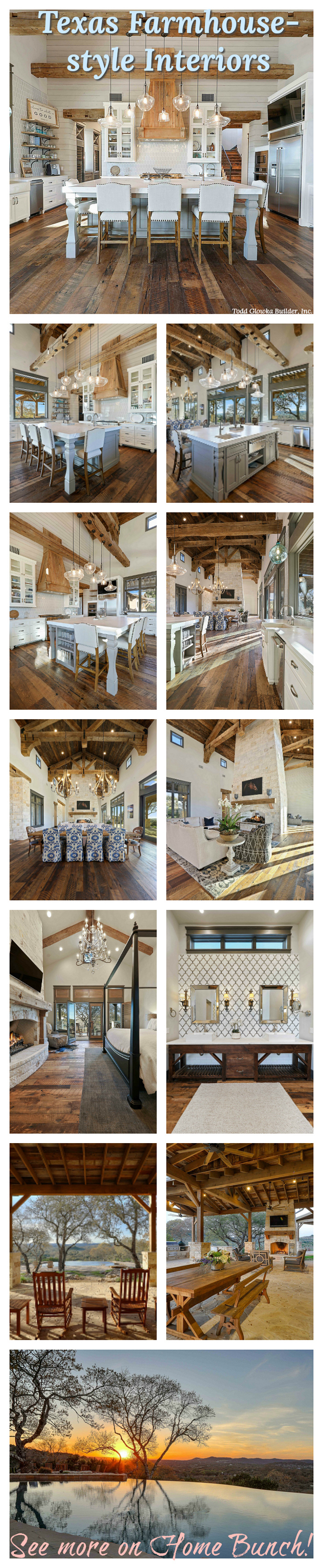 Texas Acreage Modern Farmhouse Home Bunch Interior Design Ideas
