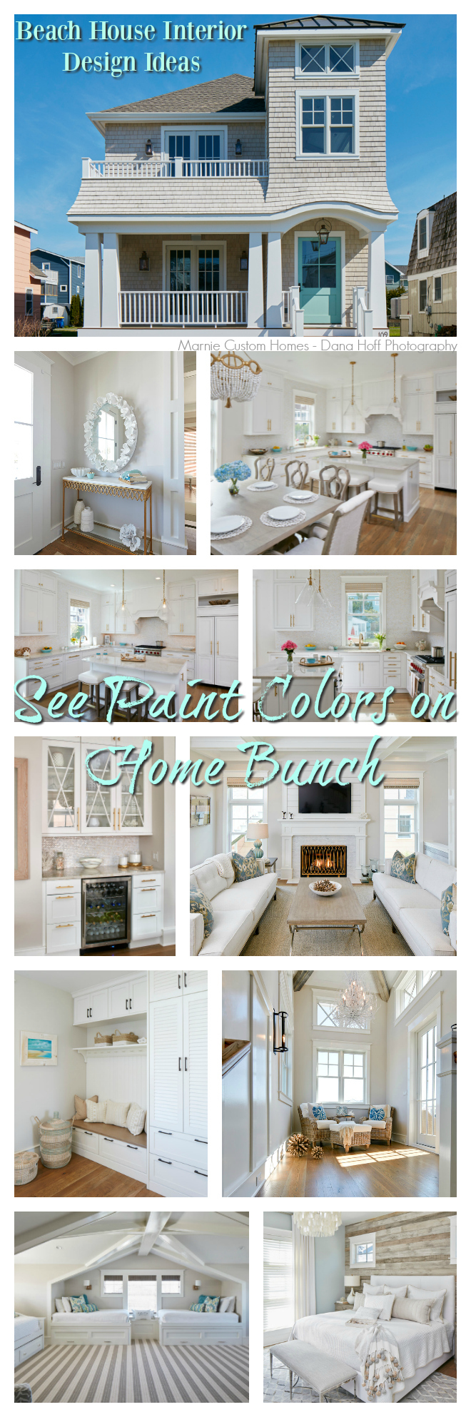 Beautiful Homes Of Instagram Coastal Farmhouse Design Home Bunch Interior Design Ideas