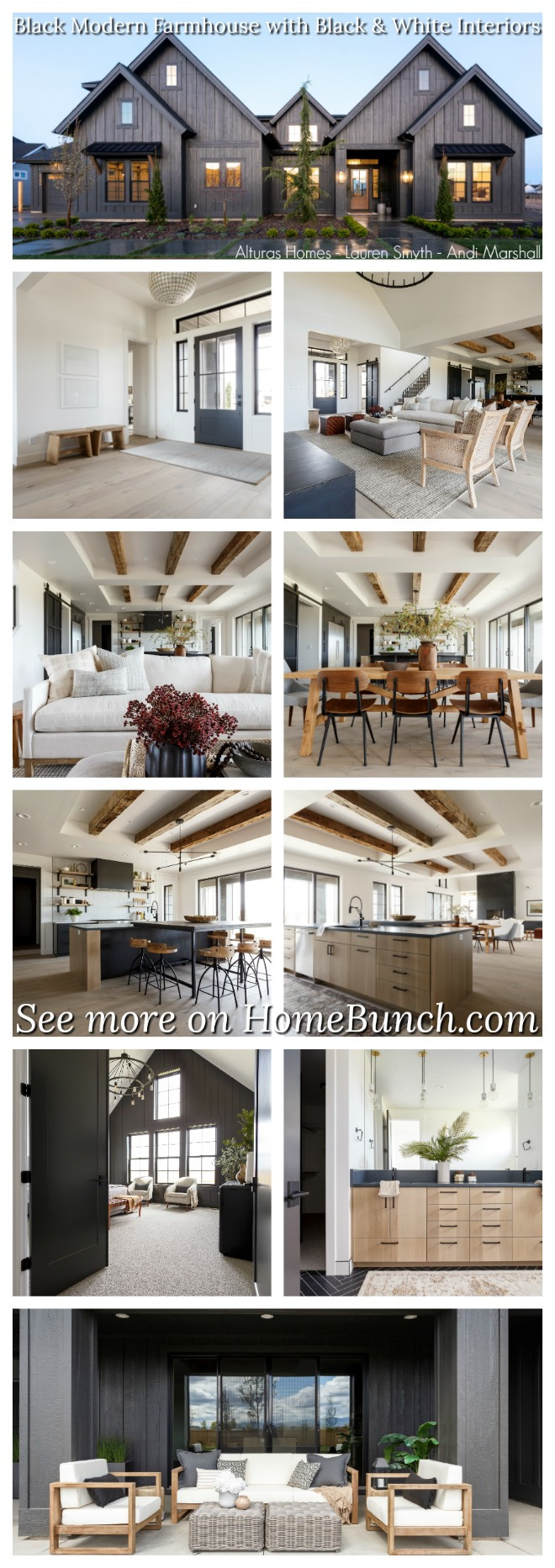Modern Farmhouse With Wrap Around Porch Home Bunch Interior Design Ideas
