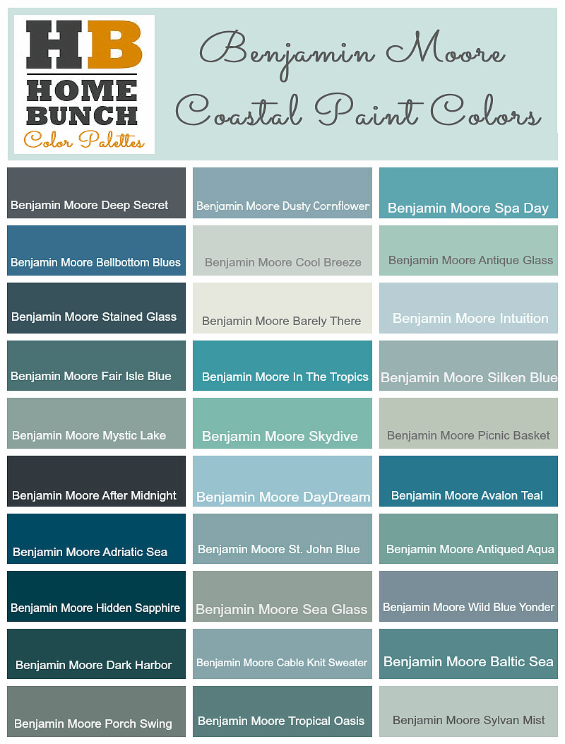 Cool Blue Paint Popular Paint Color And Color Palette Ideas Home Bunch Interior