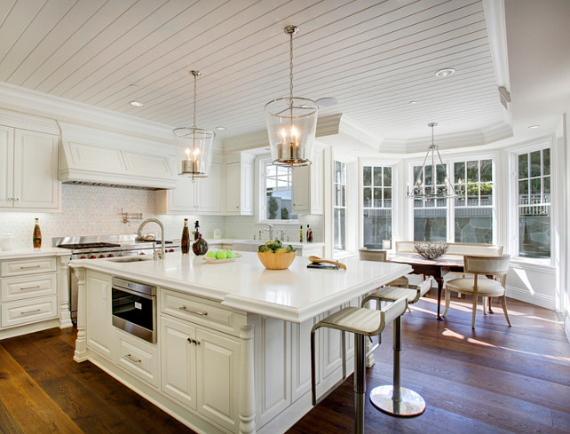 Pendant Lighting Kitchen Island Ideas Los Angeles Family Home With Transitional Interiors - Home