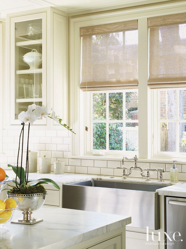 kitchen sink backsplash farmhouse sink faucet fixtures kitchen sink backsplash ideas ehow