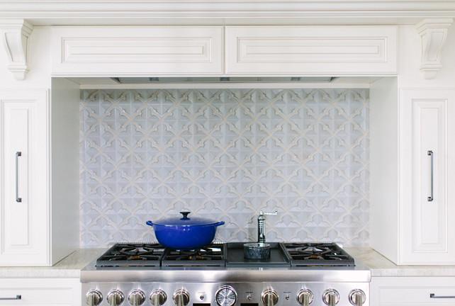 kitchen canbinet blue range backsplash kitchen backsplash kitchen rich brown cabinetry mosaic tile backsplash hgtv