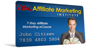 Home Business Affiliate Marketing
