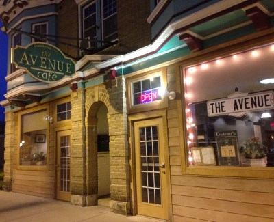 The Avenue, Egg Harbor City