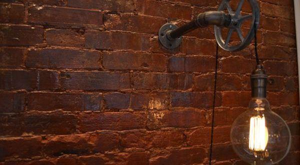 West Ninth Vintage wall light (3)