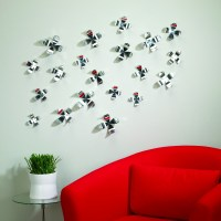 Bring Spring Time Into Your Home With Wallflower Decor