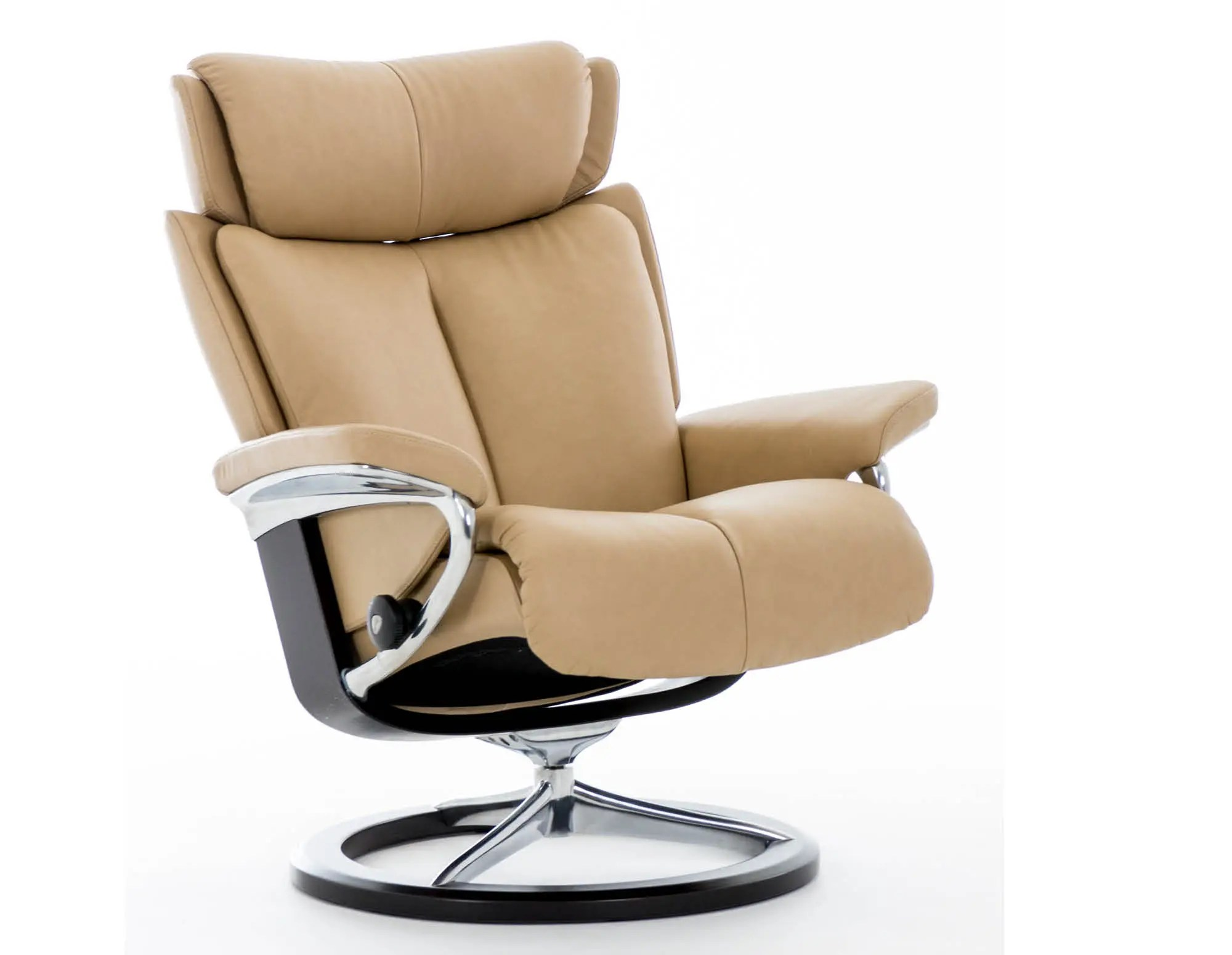 Stressless Magic Sessel In Leder Noblesse Home Company Möbel