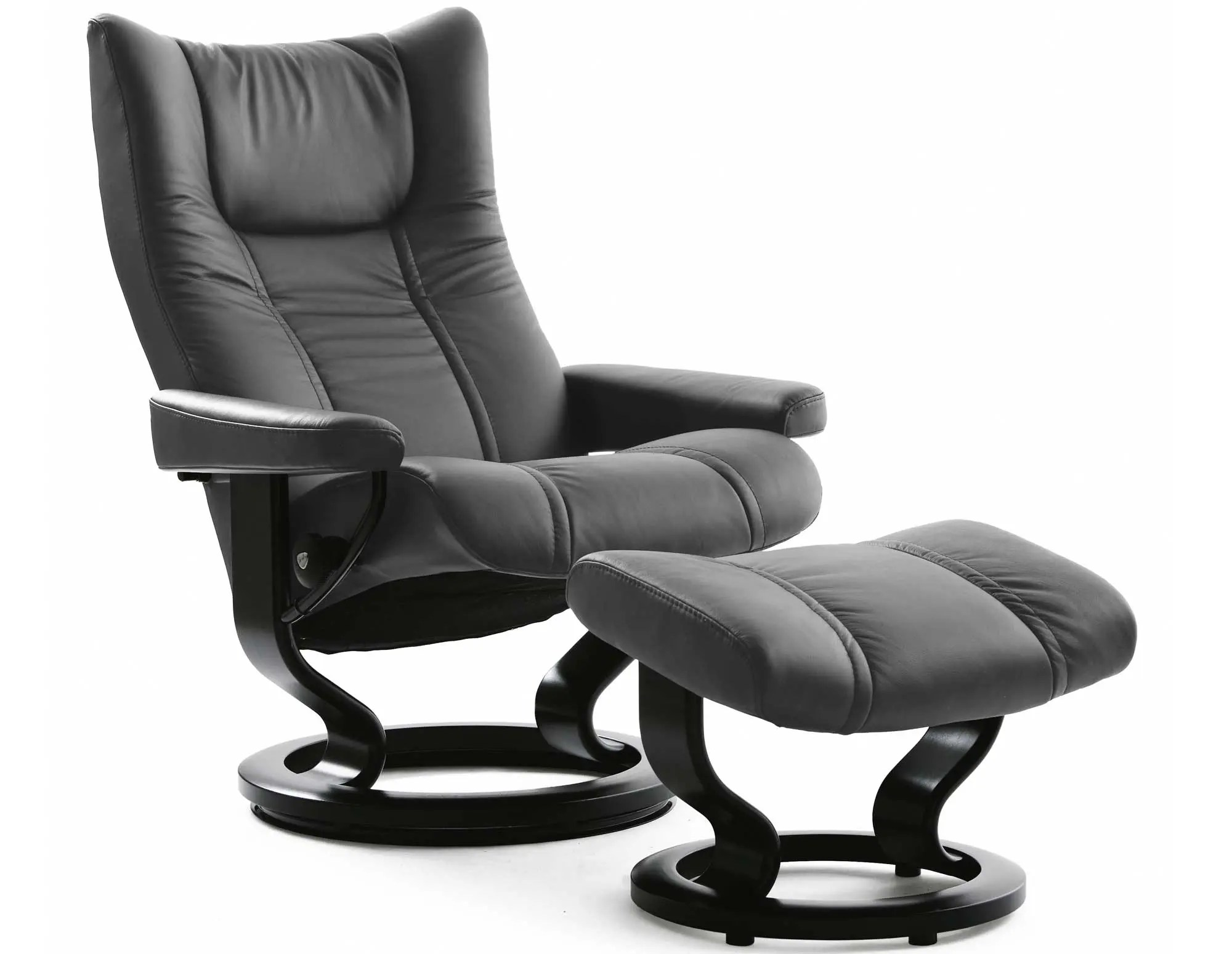 Stressless Wing Sessel In Leder Noblesse Home Company Möbel