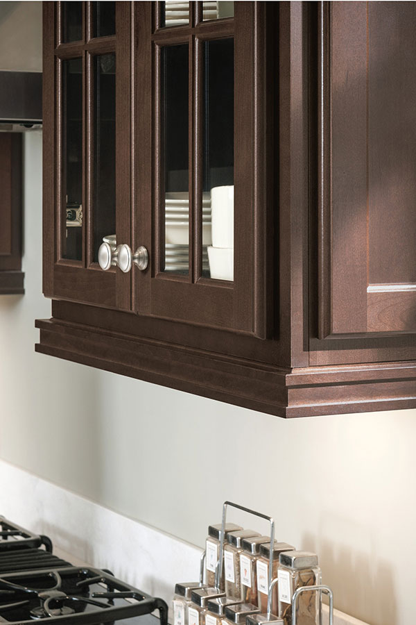 Houzz Om Contemporary Light Rail Insert Moulding - Homecrest