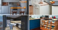 10 Creative Kitchen Island For Your Small Apartment ...