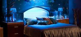 8 Surprising Ways To Feature Aquariums In Your Home