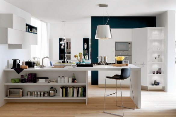 White Kitchen (Featured)